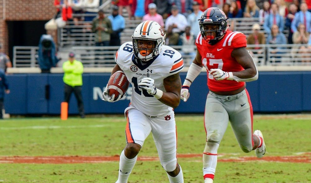 Report card: Position-by-position grading of Auburn's 31-16 win over Ole Miss