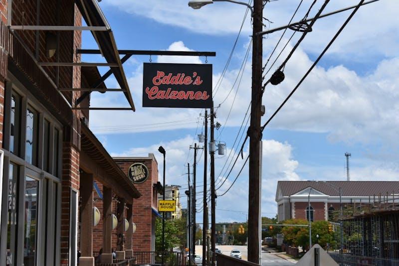 Eddie's Calzones moves to N. College Street.