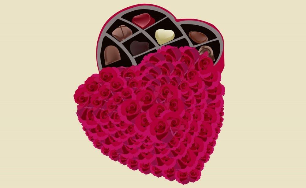 COLUMN: Spread the love even past Valentine's Day