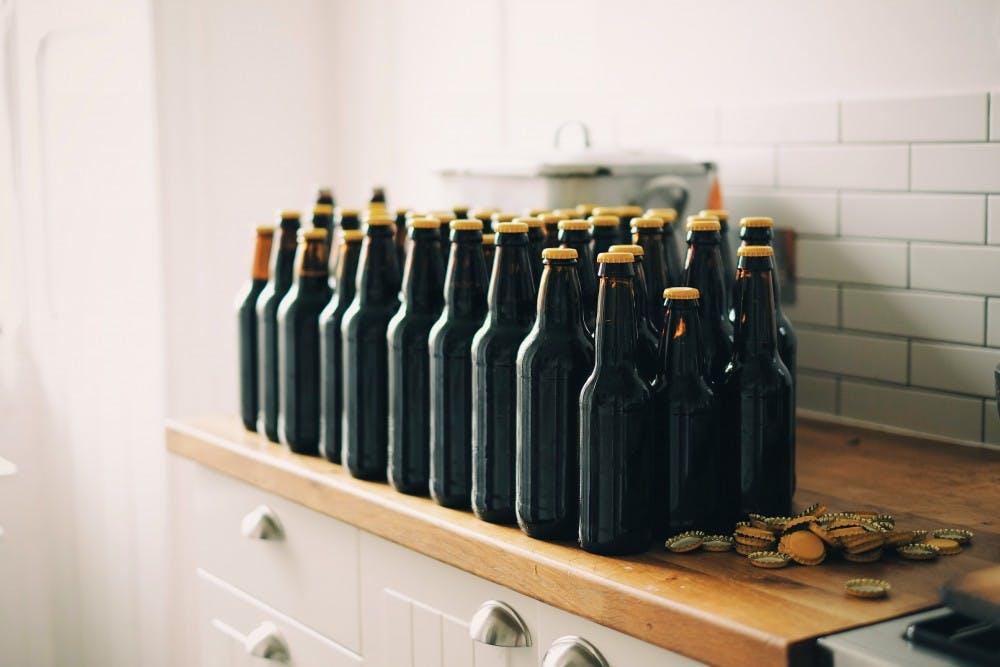 Auburn club home-brews beer on The Plains