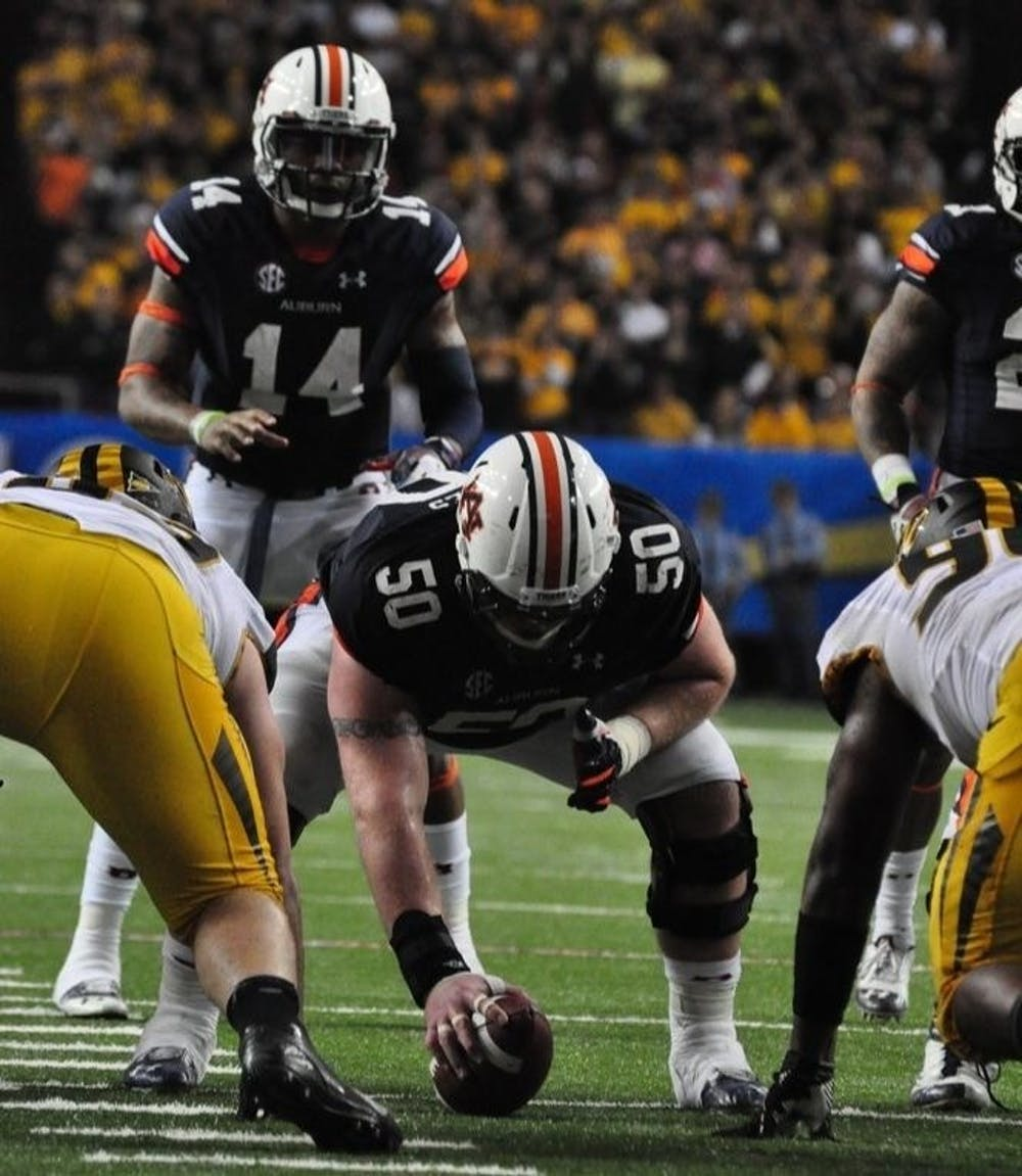 From Jordan-Hare and beyond: Reese Dismukes