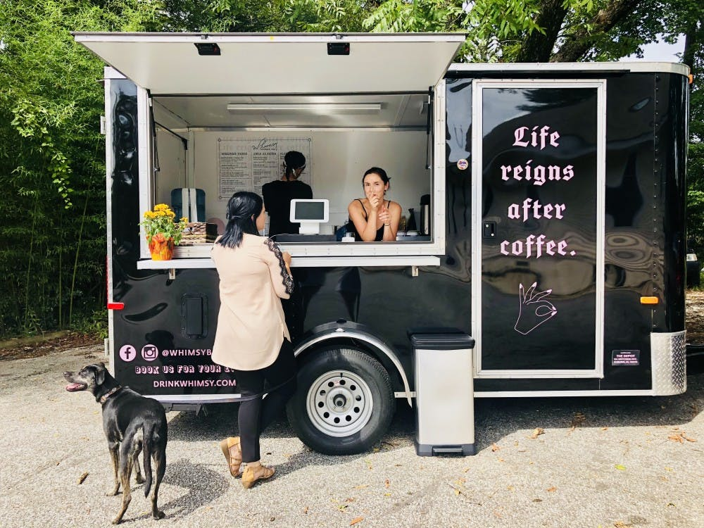 A new, whimsical way to drink coffee in Auburn