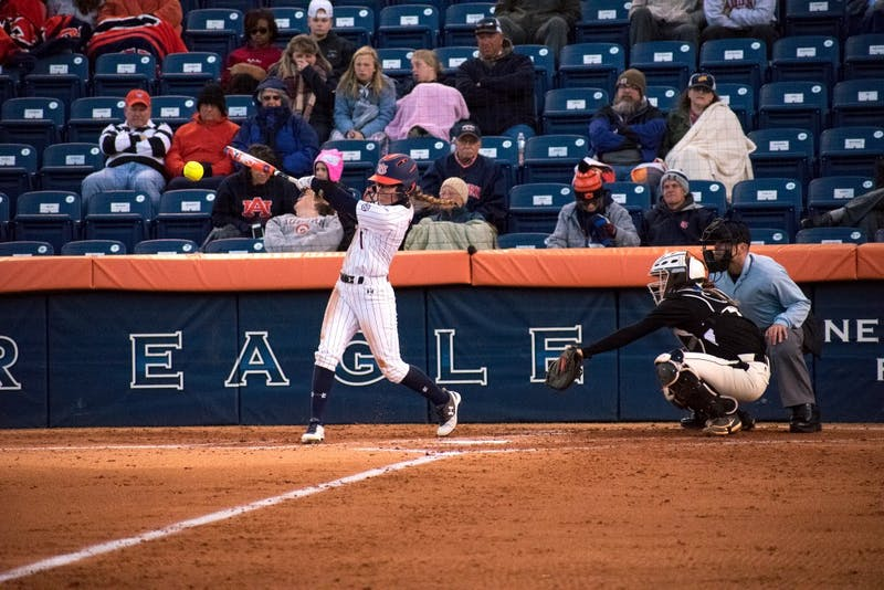GALLERY: Auburn Softball vs. Alabama State | 03.21.2018