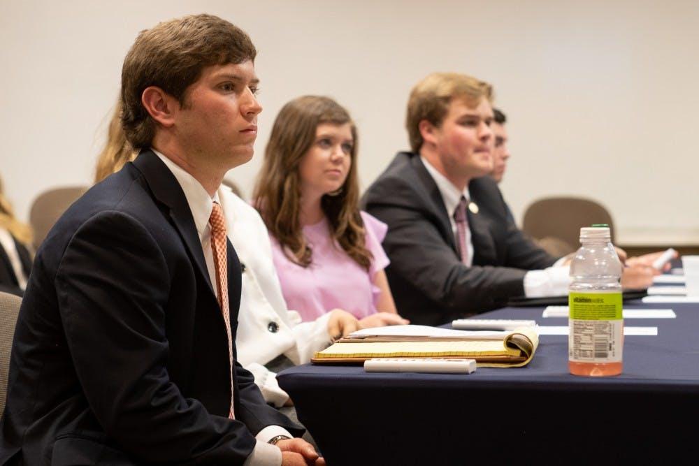 SGA Senate amends academic honesty code to broaden rights of students