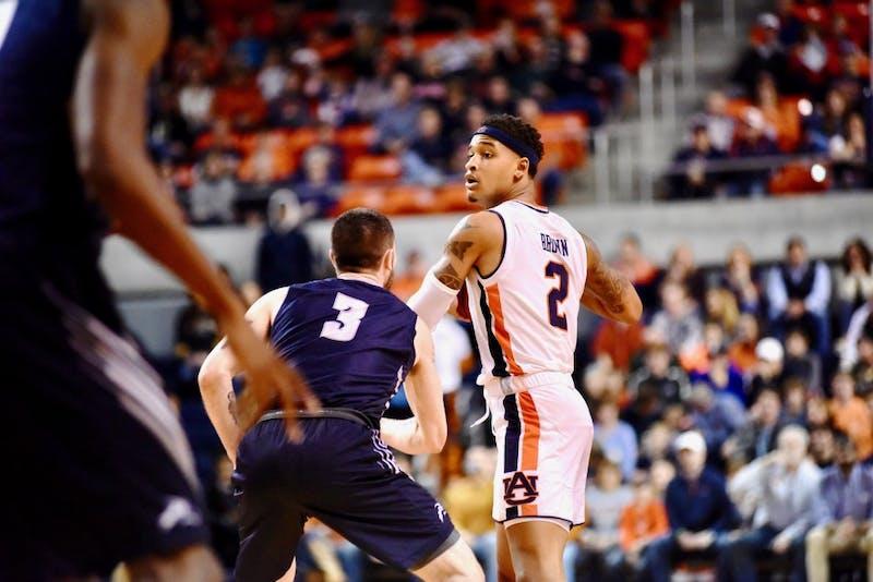 GALLERY: Auburn Men's Basketball vs. North Florida | 12.29.18