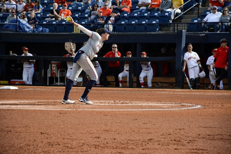 GALLERY: Auburn Softball vs. Maryland | 02.17.2018