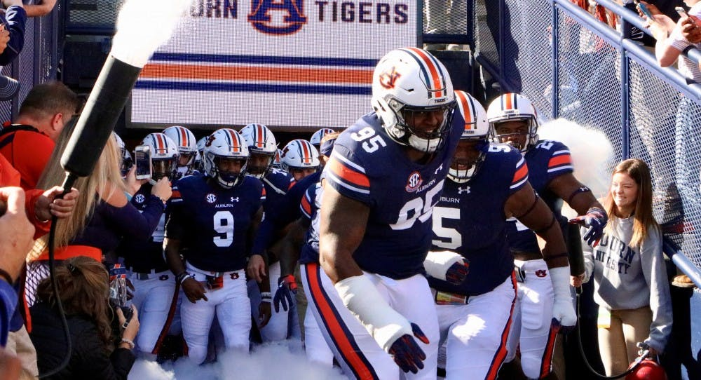 Auburn set to play Purdue in the 2018 Music City Bowl