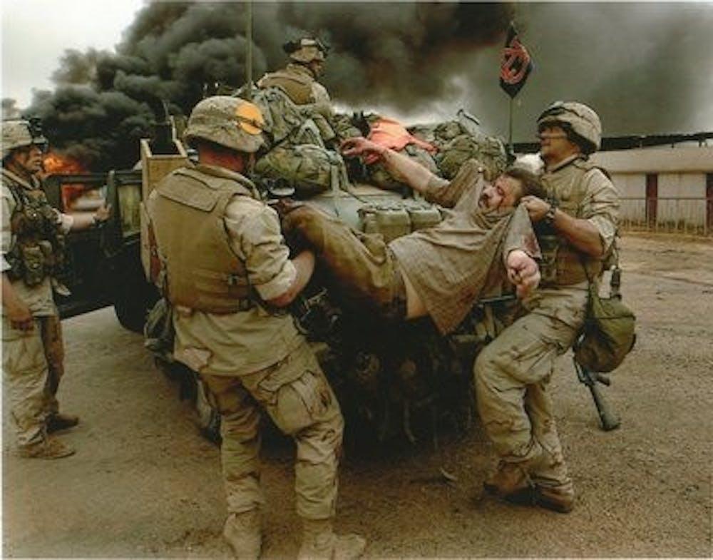 Marine battles Lou Gehrig's disease