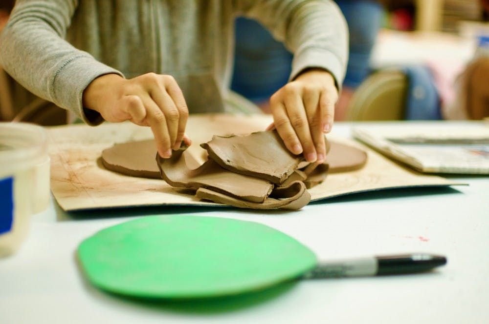 Day in Clay introduces attendees to art of pottery