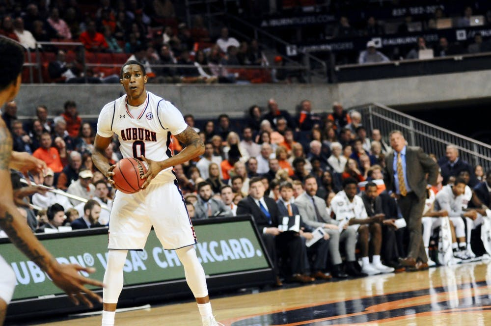 Auburn basketball preparing for 'challenging' season opener against South Alabama