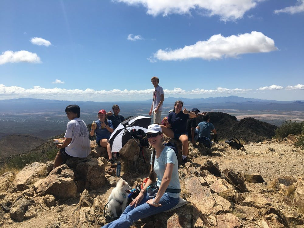 Explore Tucson With The University Of Arizona S Oldest Club The Daily Wildcat