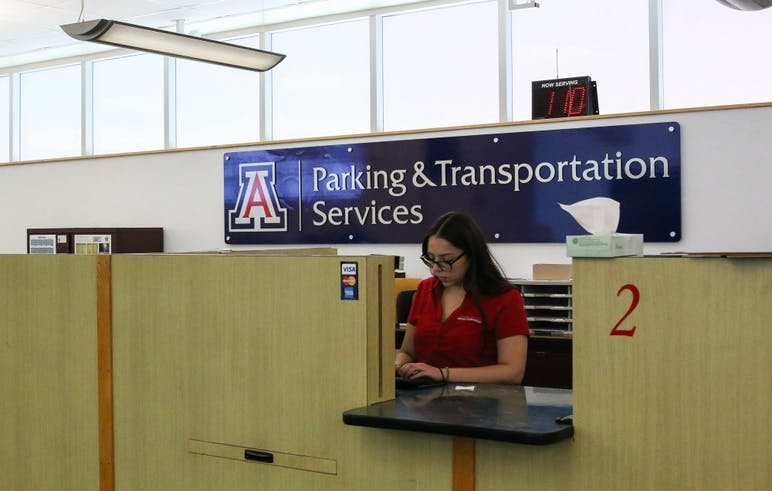 Services Parking and Transportation Services
