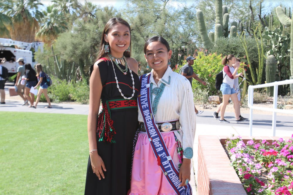 Students organize event to celebrate Indigenous Peoples' Day