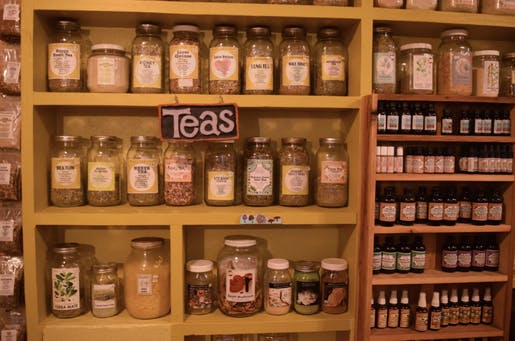, Local store of herbs, teas and other home remedies, Styding CBD, Styding CBD