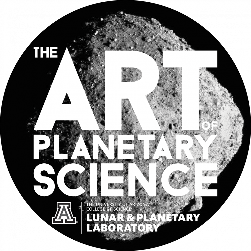 'Art of Planetary Science' paints the universe