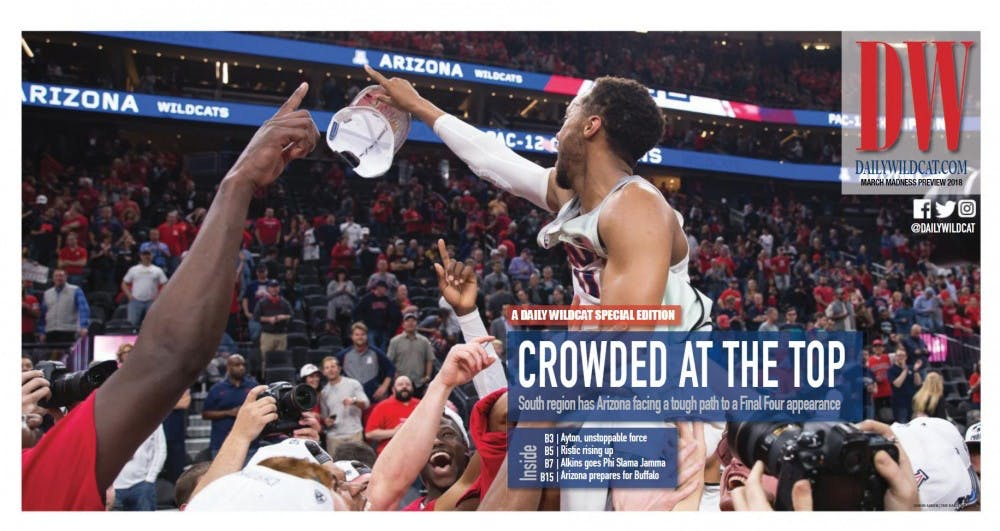 march madness preview cover