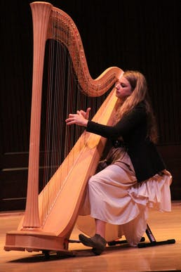 The first HarpFest makes its way to the UA