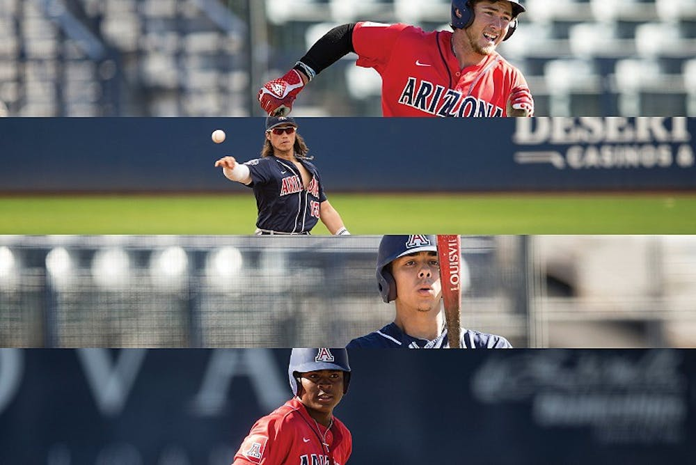 baseball_freshman_spotlight_graphic_photos_by_arizona_athletics