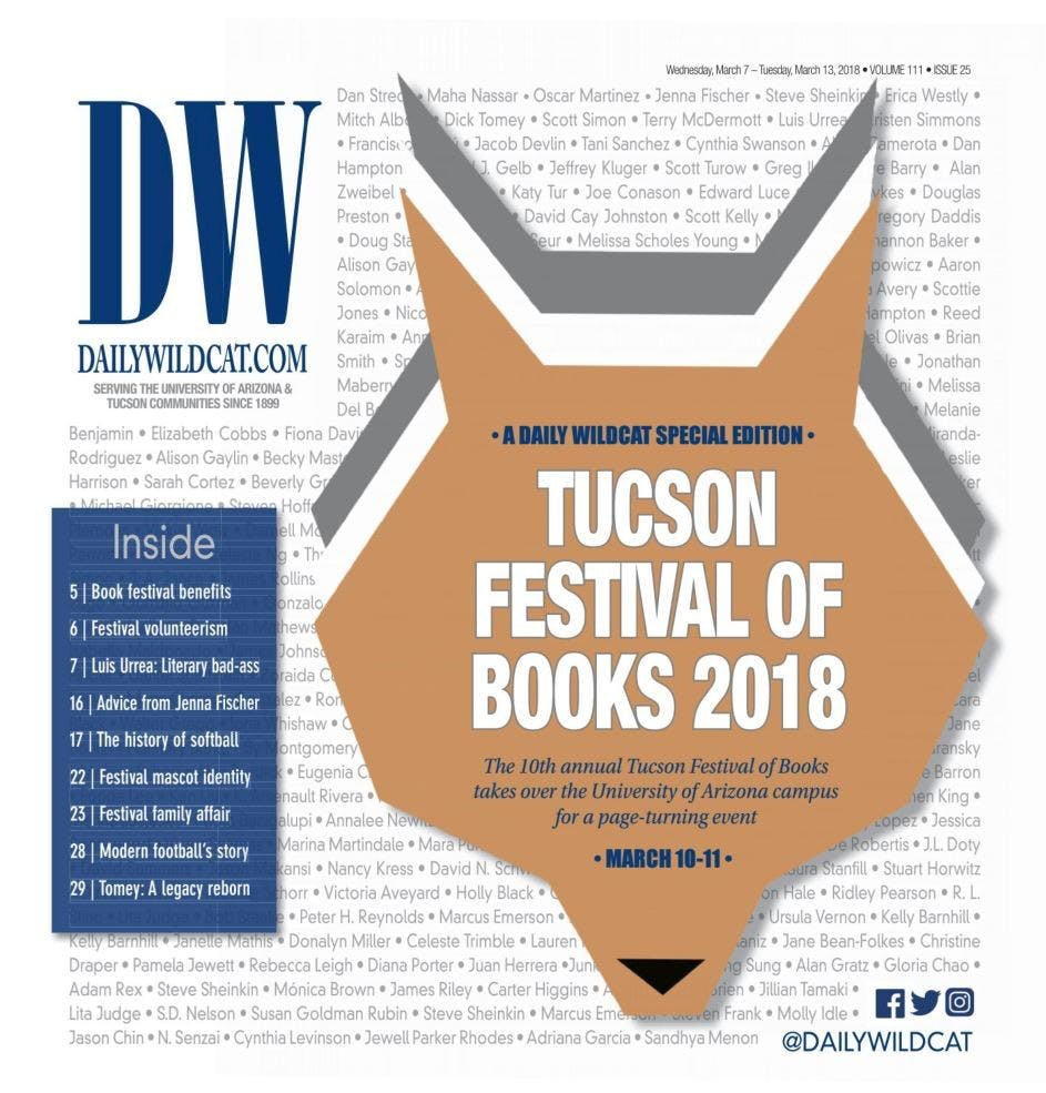 Tucson Festival of Books special edition