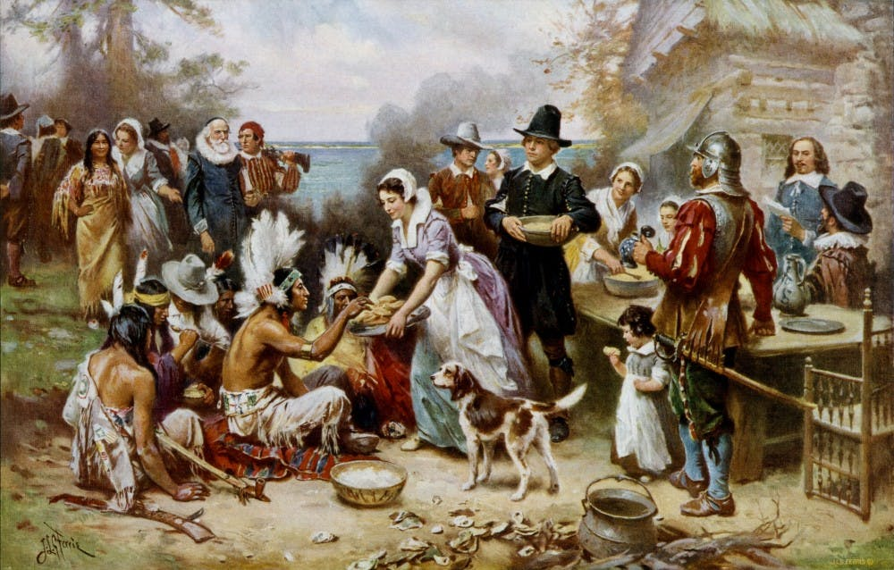 o-thanksgiving redefined