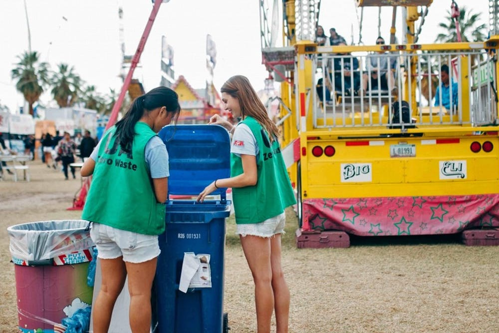 Spring Fling won't pursue zero waste this year due to Compost Cats changes