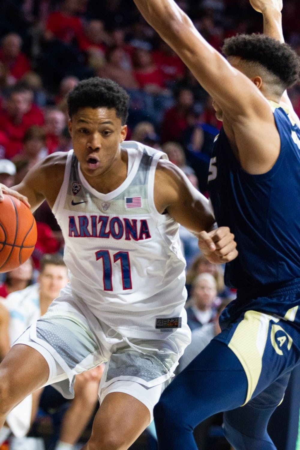 Life After The Freshman Trio An Early Look At The 2020 21 Arizona Men S Basketball Roster The Daily Wildcat