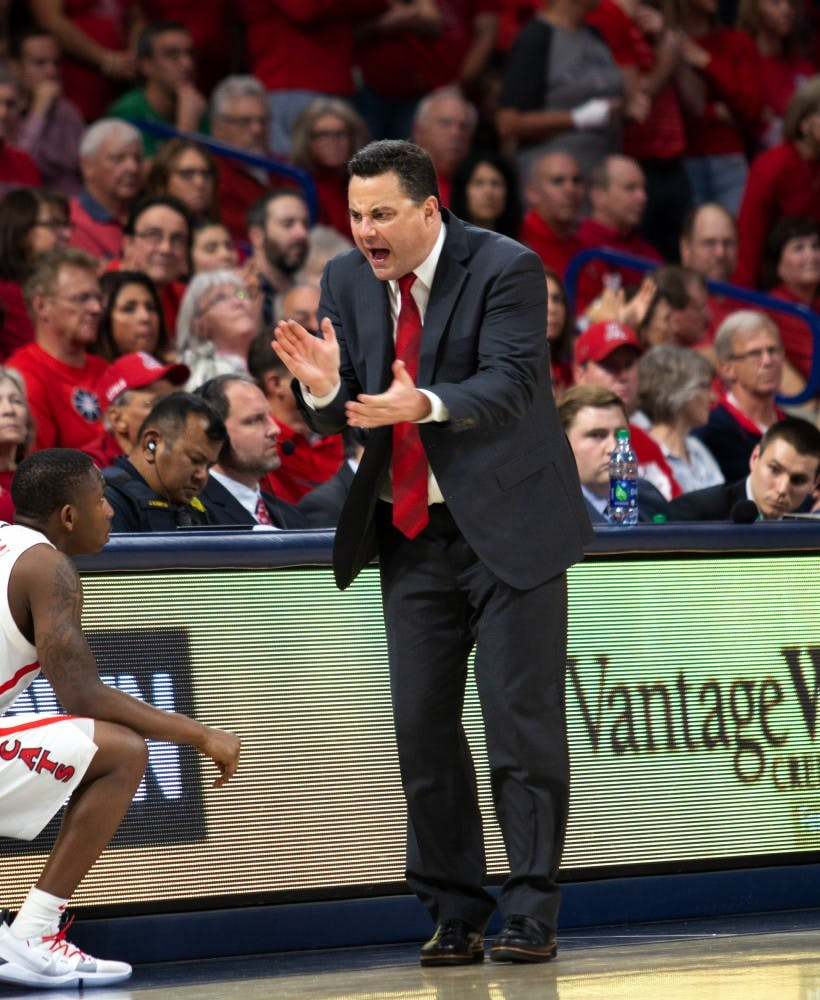Arizona falls to Oregon 59-54, drops out of first place in Pac-12 - The Daily Wildcat
