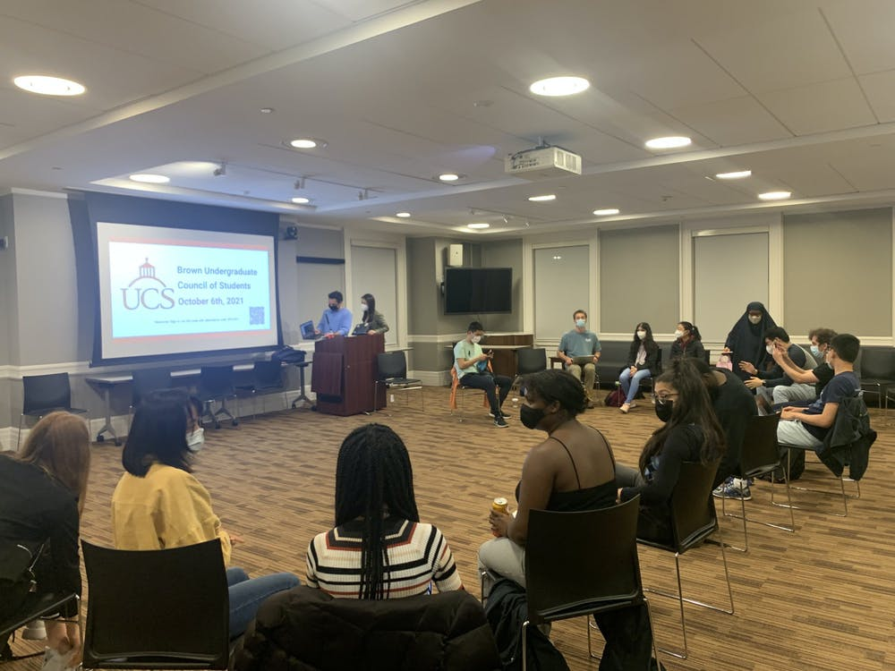 UCS also brainstormed initiatives to increase composting stations, improving dining hall options and ensuring building accessibility and gender neutral restrooms.