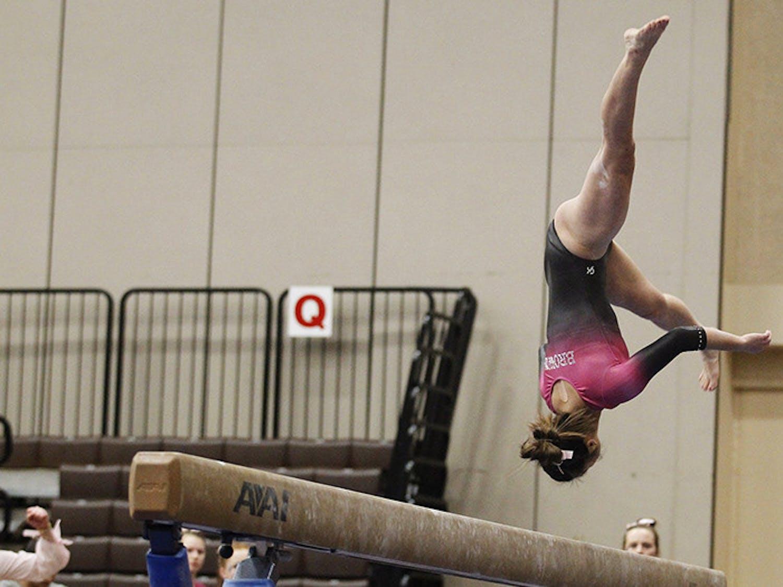 Demeyer_Gymnastics_CO_BrownBearsAthletics