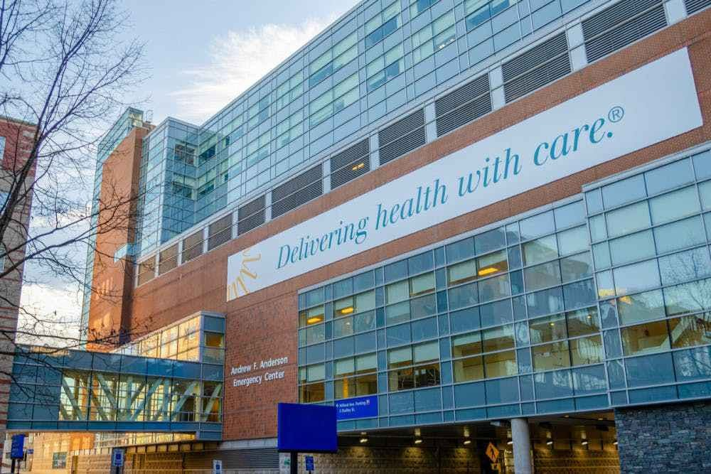 <p>The University's partnership with the merged health care system will include investing at least $125 million and retaining voting membership of the merged entity's Board of Directors.</p>