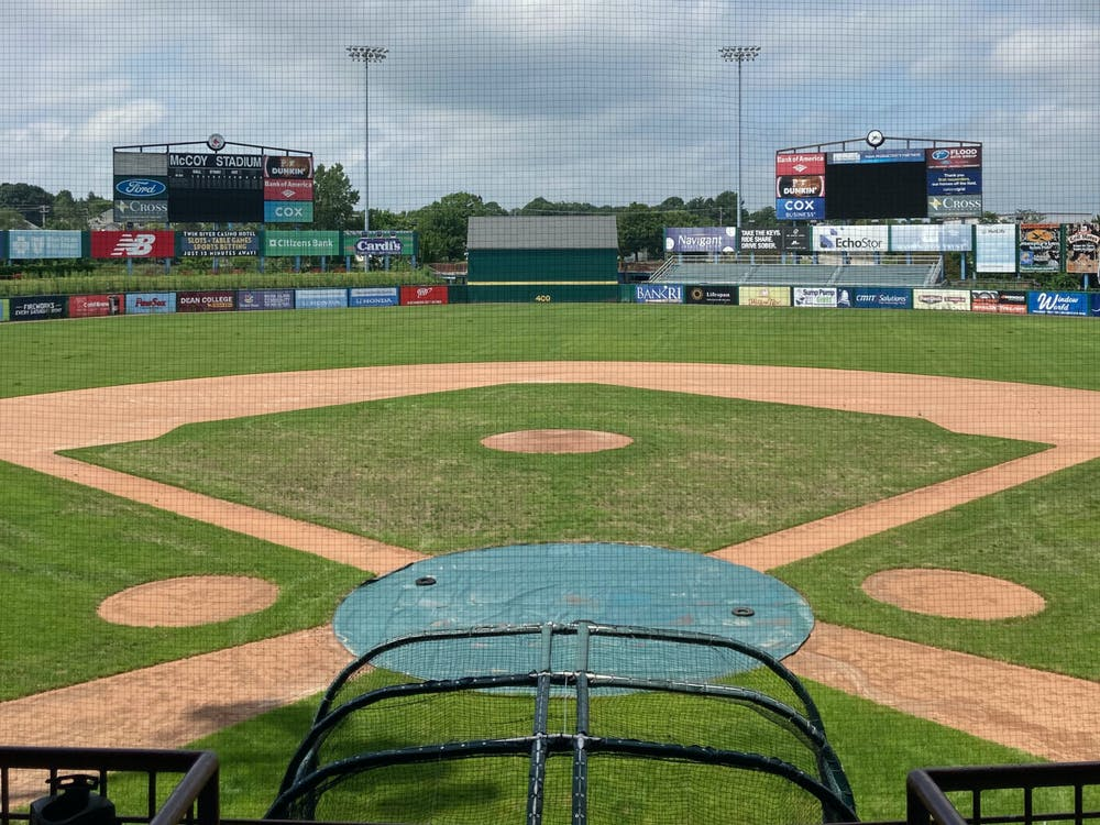 <p>As Pawtucket looks toward the development of a new soccer stadium, McCoy Stadium, a symbol of the towns past, sits empty.</p>