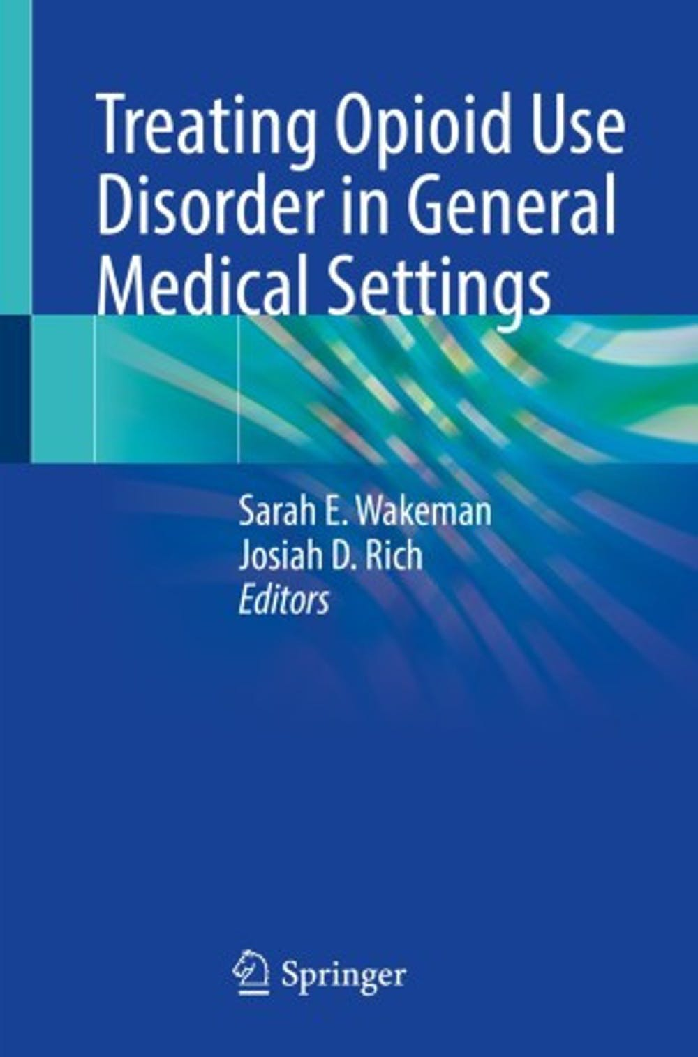 <p>The book's goal is to create an accessible knowledge base for general physicians to feel confident about addressing opioid use disorder.</p>