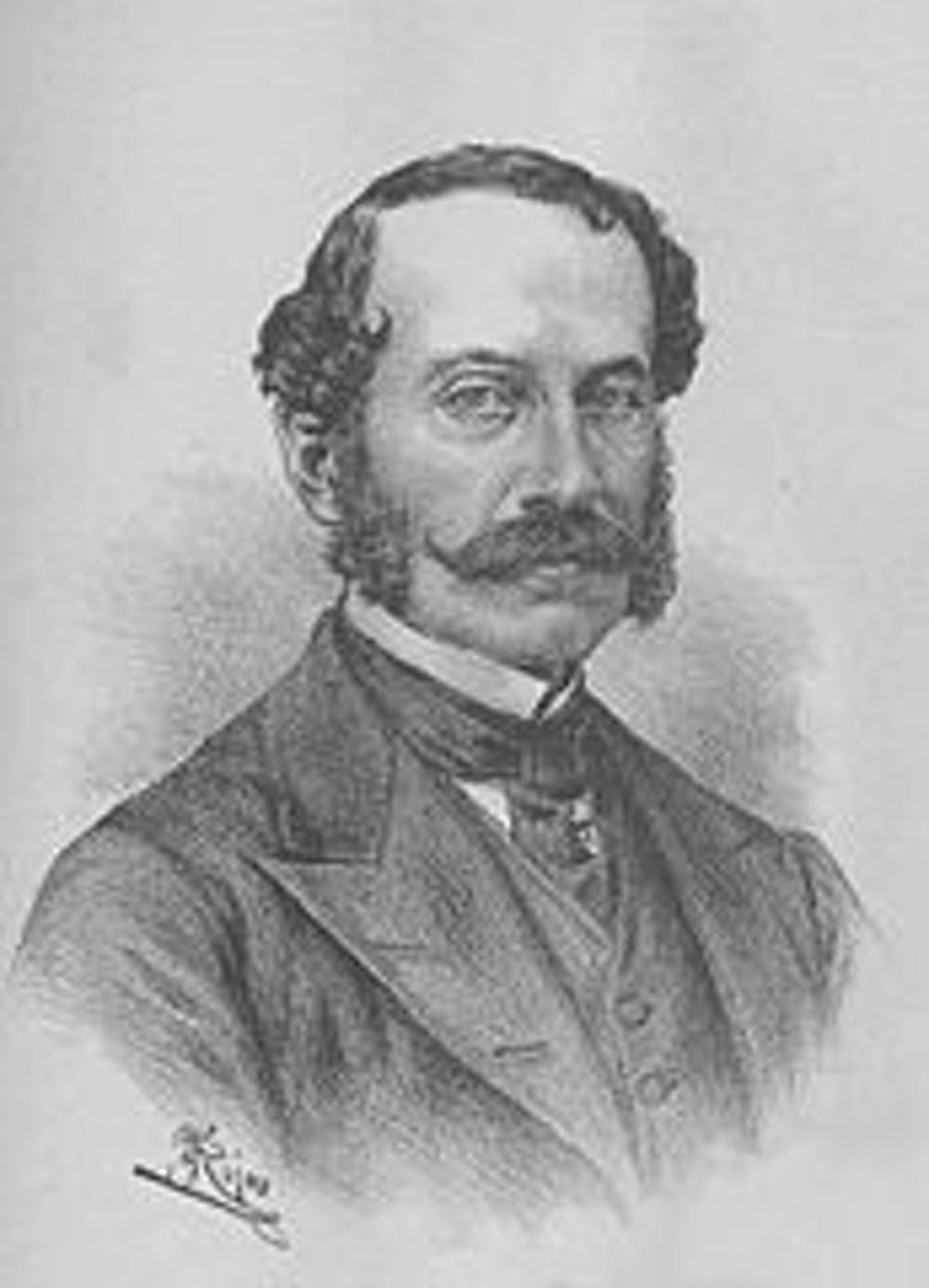 <p>Urmeneta earned an honorary master's degree and honorary doctor of law degree from the University in 1851 and 1859, respectively.</p>