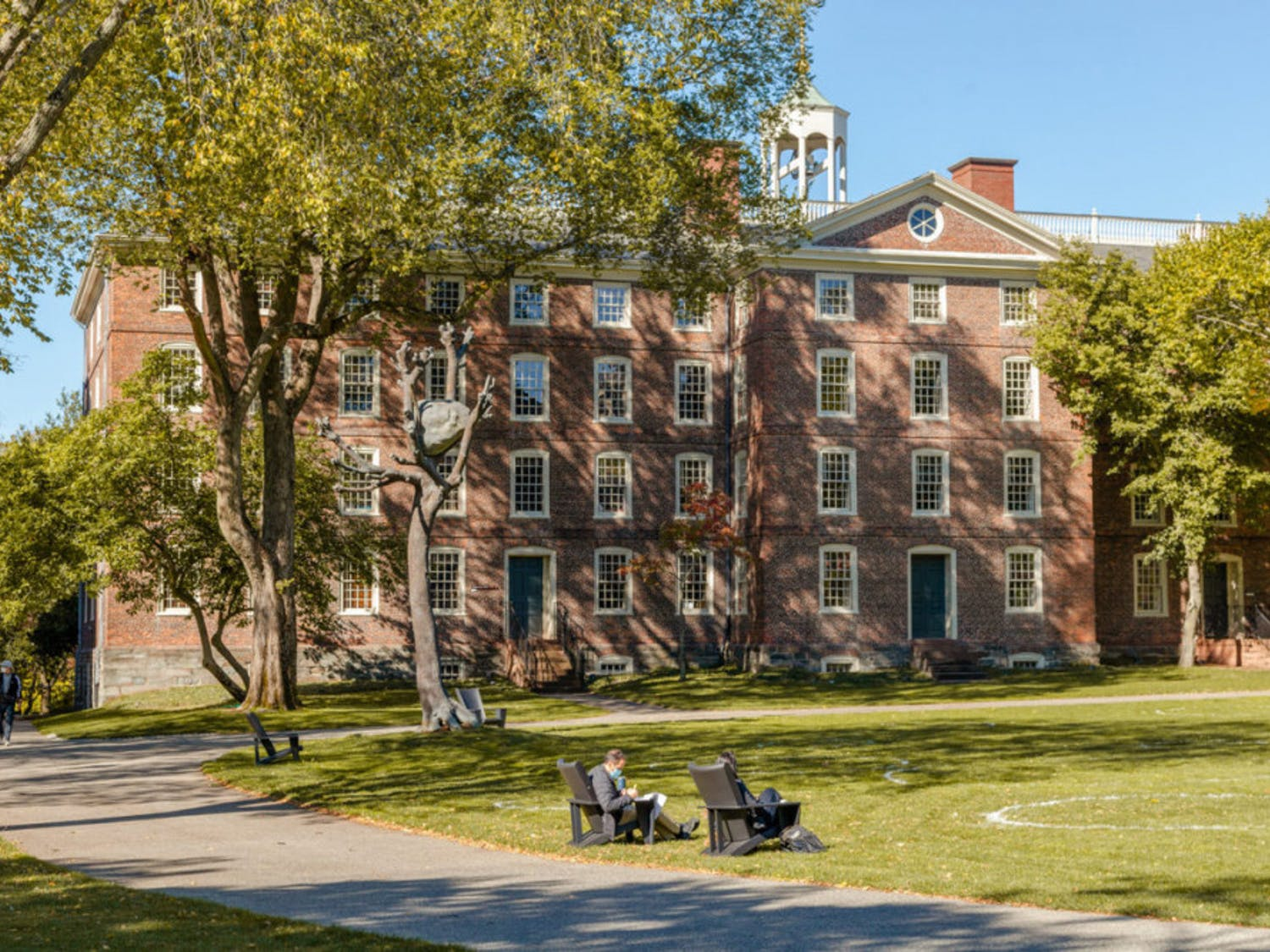 The University reinstated indoors dining last week after a decrease in positive tests.