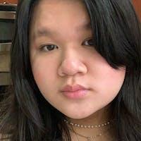 Head shot of Aleena Tan