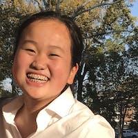 Head shot of Lin Lin