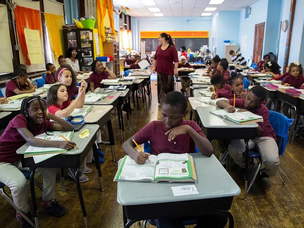 Photo credits: The Inquirer: https://www.inquirer.com/opinion/commentary/teacher-turnover-philadelphia-school-district-20190513.html