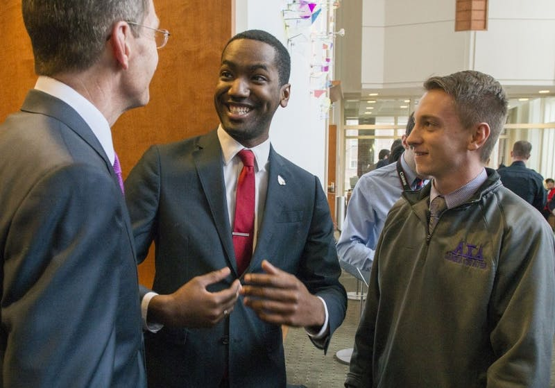 SGA eager to work with new president
