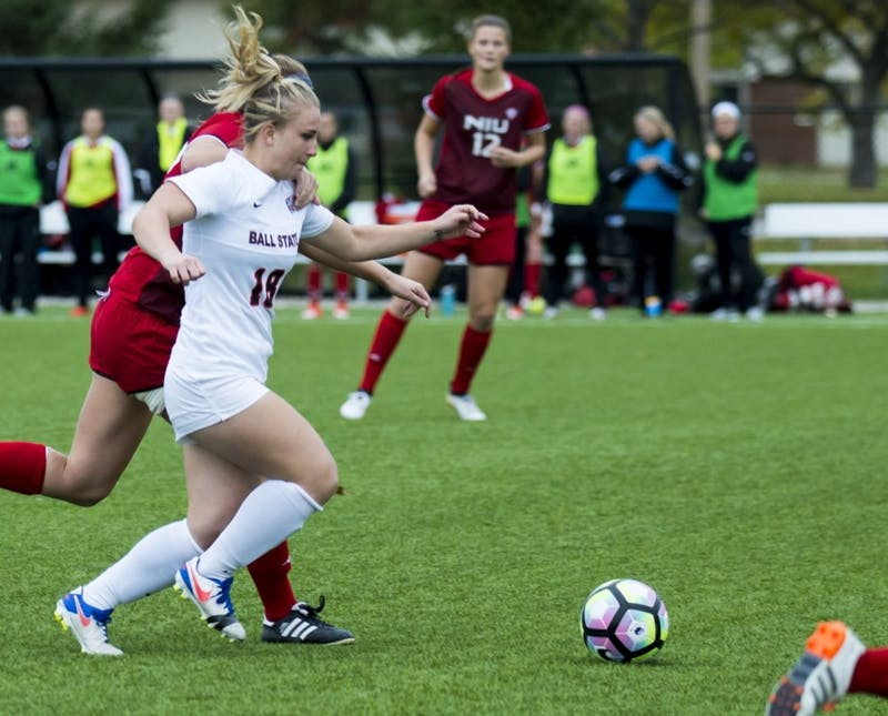Soccer suffers 1-0 loss to Xavier