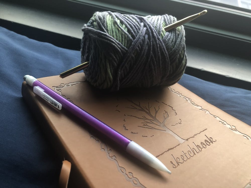 <p>Writing someone a heartfelt letter or making them a homemade gift are potential ways to show someone you&#x27;re thankful for them this holiday season. Nicole Thomas, DN</p>
