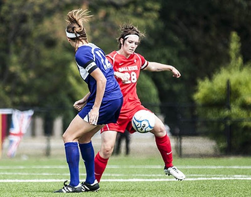 SOCCER: Home game a welcome relief for Ball State team