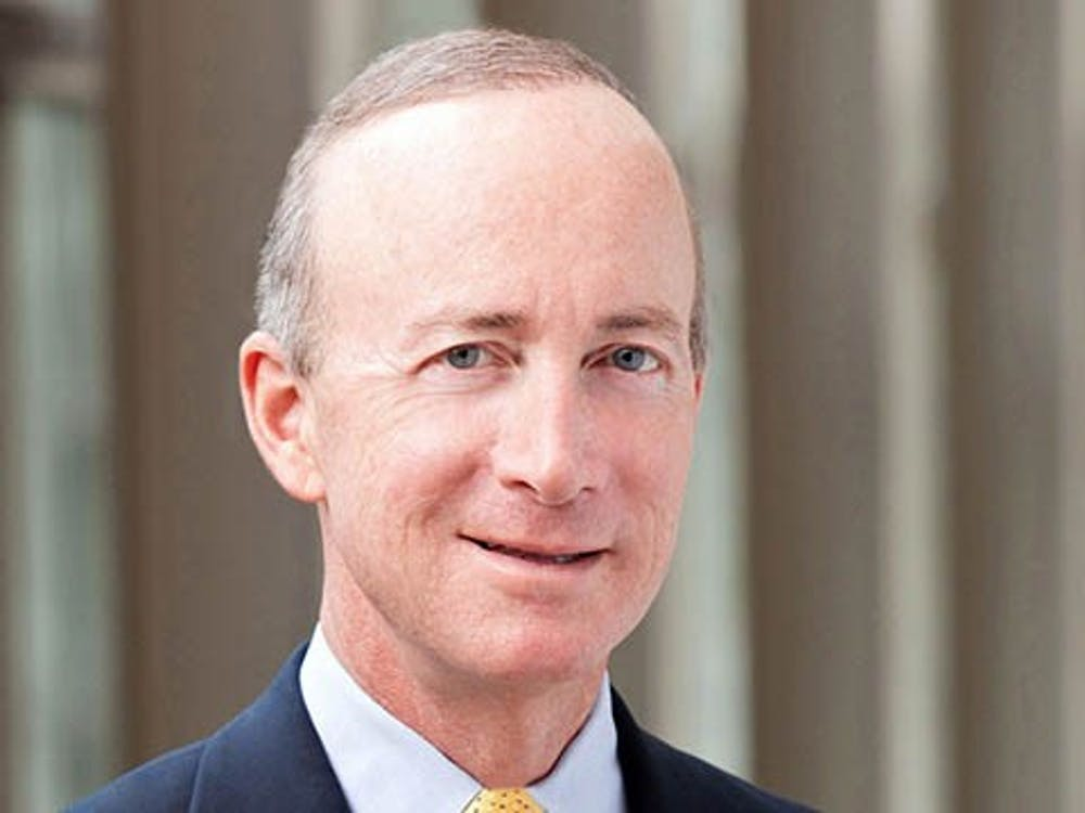 Mitch Daniels is the Governor of Indiana. (MCT)