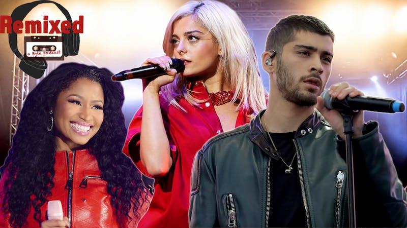 RemixedS3E11: Nicki Minaj, ZAYN, and Bebe Rexha get discussed
