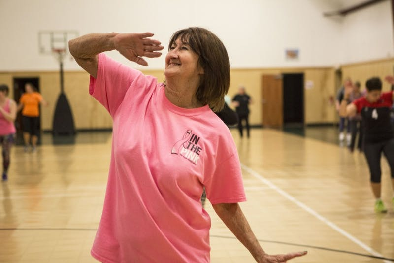 Cardinal Zumba works to promote healthy living throughout community
