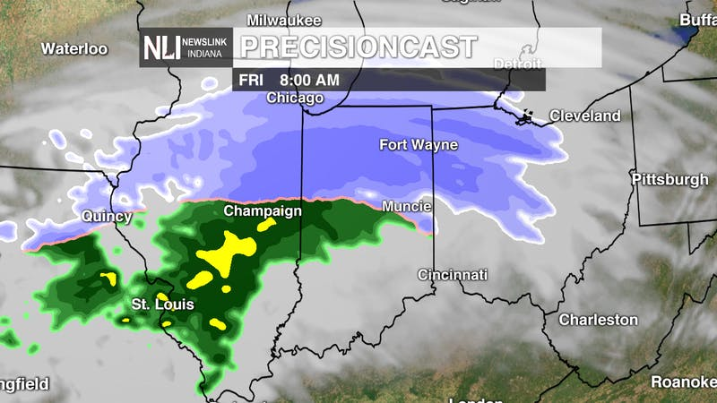 Photo Provided by the NewsLink Indiana Weather Team