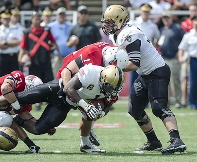 FOOTBALL: Cardinals set to test rush defense, start new quarterback