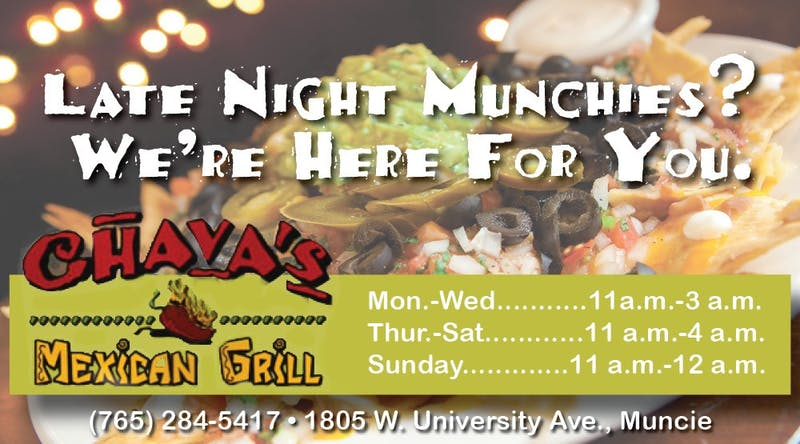Treat yourself to authentic Mexican food at Chavas!