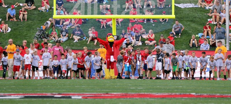 Charlie Cardinal ready to take flight in Ball State's 18th Chase Charlie Races