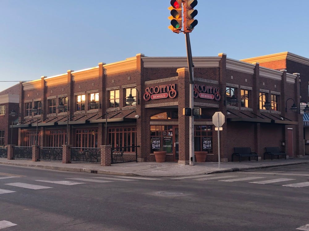 Scotty's Brewhouse corporate filed for bankruptcy Tuesday and announced it will be closing underperforming stores. Sara Barker, DN
