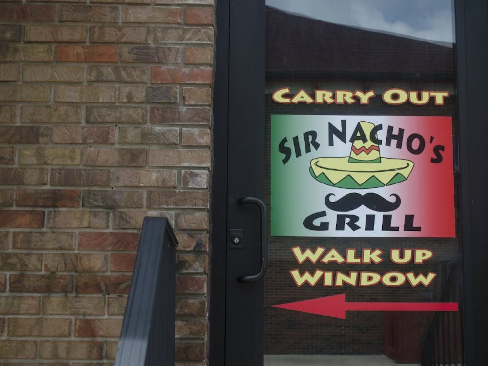 Sir Nacho's Grill is located in Cleo's Bourbon Bar in The Village. Sir Nacho's plans to deliver and they have a carry out window. The Grand Opening will be on Friday. DN FILE PHOTO BREANNA DAUGHERTY